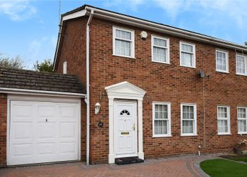 4 bed semi-detached house for sale in Whitehouse Road, South Woodham Ferrers, Chelmsford, Essex CM3