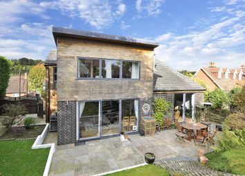 Thumbnail 4 bed detached house for sale in The Street, Puttenham, Guildford