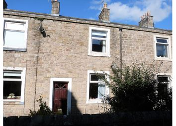 Thumbnail 2 bed terraced house for sale in Wellhouse Street, Barnoldswick