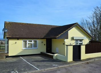 Thumbnail 2 bed flat for sale in Downfield Close, Brixham