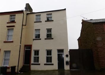 Thumbnail 2 bed flat for sale in Kirkby Street, Maryport, Cumbria