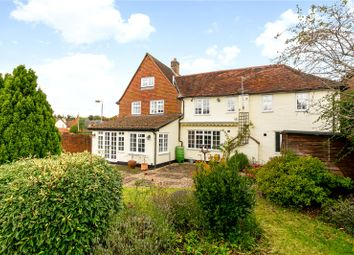 Thumbnail 5 bedroom detached house for sale in Lower Road, Quidhampton, Salisbury, Wiltshire