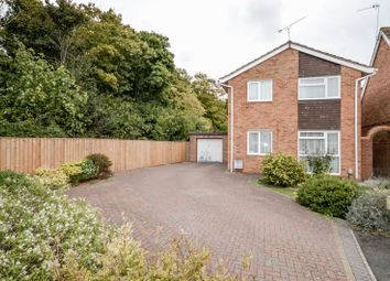 Thumbnail 4 bed detached house for sale in Cornmarsh Way, Swindon