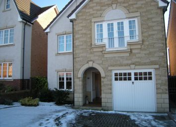 Thumbnail 4 bed detached house to rent in Braemar Drive, Dunfermline, Fife