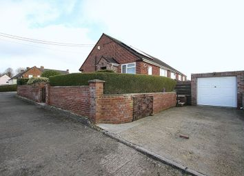 Thumbnail 2 bedroom semi-detached bungalow for sale in Jacobs Close, Glastonbury