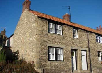 Thumbnail 2 bedroom terraced house to rent in High Street, Thornton Dale, Pickering