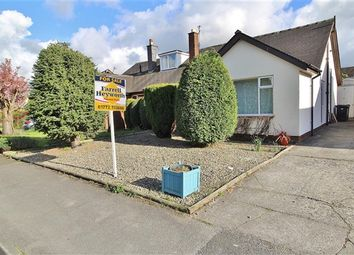 Thumbnail 2 bed bungalow for sale in Whitefield Road, Preston