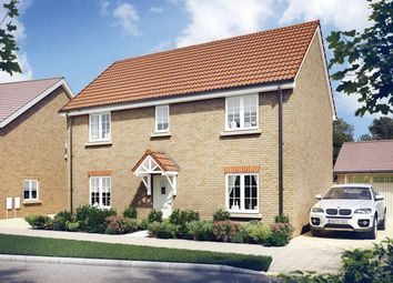 "Thumbnail 4 bedroom property for sale in ""Walberswick"" at Welton Lane, Daventry"