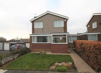 Redlands, Penshaw, Houghton Le Spring DH4. 3 bed detached house for sale