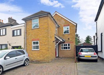 Thumbnail 3 bed detached house for sale in Woodfield Terrace, Thornwood, Epping, Essex