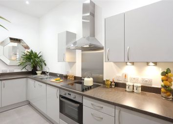 Thumbnail 1 bed flat for sale in Belmont Apartments, Trays Hill Close, London