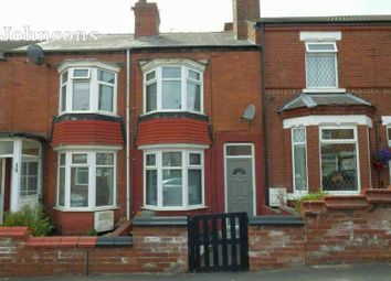 Thumbnail 2 bed terraced house for sale in Wrightson Avenue, Warmsworth, Doncaster.