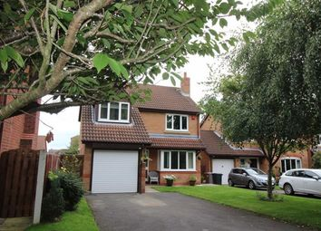 Abbotsbury Close, Wistaston, Crewe CW2. 4 bed detached house