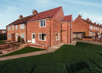 Thumbnail 3 bedroom property for sale in Northfield Road, Driffield