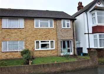 Thumbnail 3 bed semi-detached house to rent in Teevan Road, Addiscombe, Croydon