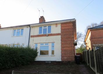 Thumbnail 3 bed end terrace house to rent in Norrington Grove, Northfield, Birmingham