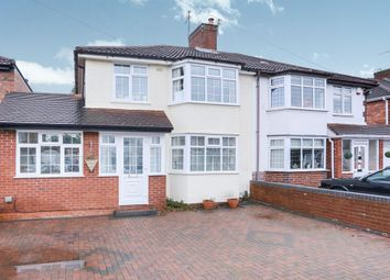 Thumbnail 4 bed semi-detached house for sale in Chestnut Way, Finchfield, Wolverhampton