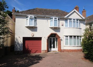 Thumbnail 4 bed detached house for sale in Queenswood Road, Bridgwater