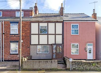 Thumbnail 2 bed terraced house for sale in West Street, Chesterfield