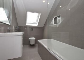 Thumbnail 3 bed flat to rent in Fitzjohn Avenue, Barnet, Hertfordshire