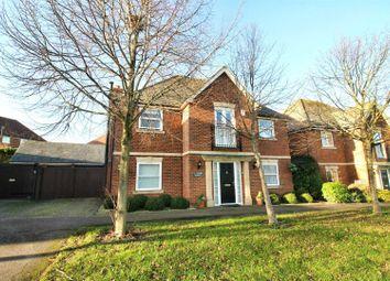 4 bed detached house for sale in Vernier Crescent, Medbourne, Milton Keynes MK5