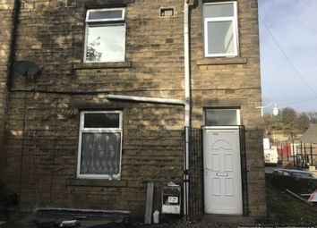Thumbnail 3 bed terraced house to rent in Yew Green Road, Croslandmoor