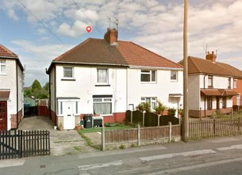 Thumbnail 3 bed terraced house for sale in Askern Road, Doncaster