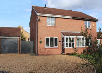 Thumbnail 3 bed semi-detached house for sale in Asplen Court, Kenilworth