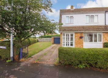 Thumbnail 3 bed semi-detached house for sale in Balk Close, Leven, Beverley