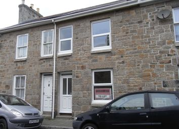 Thumbnail 2 bed terraced house to rent in Penlee Street, Penzance