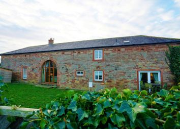 Thumbnail 5 bed barn conversion for sale in Baldwinholme, Carlisle