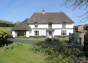 Thumbnail 4 bed cottage for sale in Charlton Village, Andover