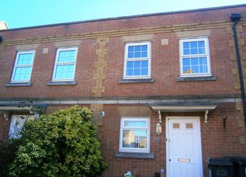 Thumbnail 2 bed terraced house to rent in St Georges Drive, Wallisdown