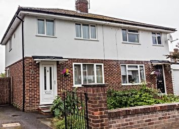 Thumbnail 3 bedroom semi-detached house for sale in Brunel Road, Southcote, Reading