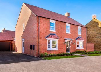 "Thumbnail 5 bed detached house for sale in ""Barford"" at Flux Drive, Deddington, Banbury"