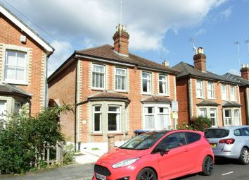 Thumbnail 2 bed semi-detached house to rent in Royal Oak Road, Woking
