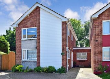 Thumbnail 4 bed detached house for sale in Penshurst Close, Rainham, Gillingham