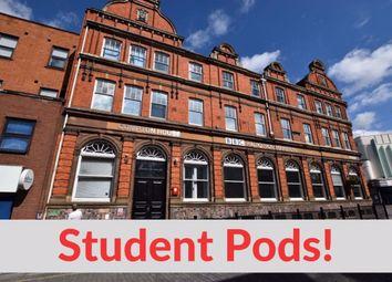 Thumbnail Studio to rent in Abington Street, Northampton