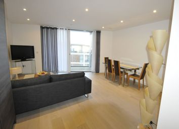 Thumbnail 1 bed flat to rent in 145, River Gardens Walk, Greenwich