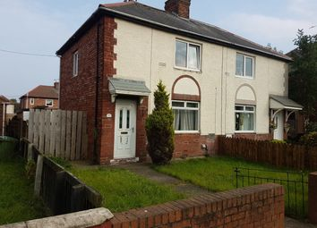 Thumbnail 2 bed semi-detached house for sale in Lindisfarne Road, Jarrow