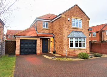 Thumbnail 3 bed detached house for sale in Pools Brook Park, Hull