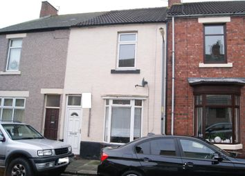 Thumbnail 2 bed terraced house to rent in Cooperative Street, Shildon, Co Durham