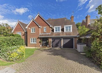 Thumbnail 4 bed property to rent in Lower Sand Hills, Long Ditton, Surbiton