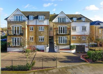 Thumbnail 2 bed flat for sale in Thames Street, Weybridge, Surrey