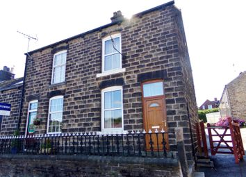 Thumbnail 2 bed end terrace house to rent in Carr Road, Deepcar, Sheffield