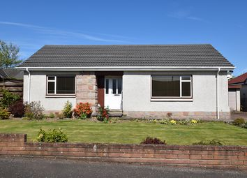 Thumbnail 3 bed bungalow for sale in Moyness Park Crescent, Blairgowrie