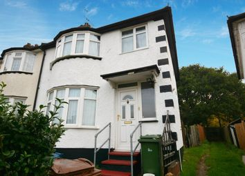 Thumbnail 3 bed end terrace house to rent in Dudley Road, South Harrow, Harrow