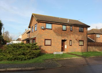 Thumbnail 4 bed detached house for sale in St. Andrews Road, Littlestone, New Romney