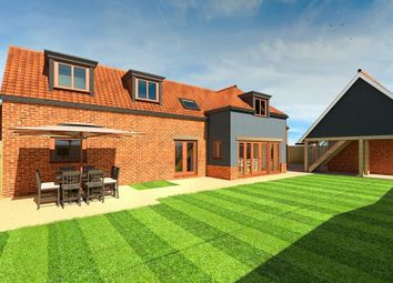Thumbnail 4 bed barn conversion for sale in High Street, Rippingale, Bourne