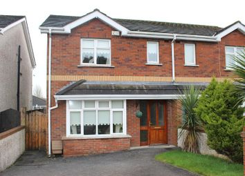 Thumbnail 3 bed semi-detached house for sale in 72 The Glebe, Kells, Co. Meath